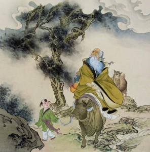 Taoist Dreams: The Action of Inaction Lao-tzu-smiling-ding-hongyu-www-china-cart-com-296x300