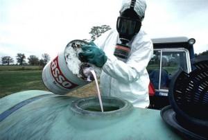 Hazardous Pesticide Public Domain